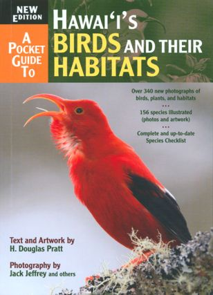 Pocket guide to Hawaii's birds and their habits. Douglas H. Pratt.
