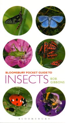 Bloomsbury pocket guide to insects. Bob Gibbons