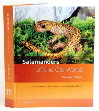 Salamanders of the old world: the salamanders of Europe, Asia and northern Africa. Max Sparreboom
