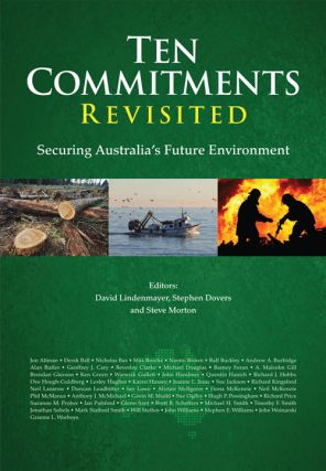 Ten commitments revisited: securing Australia's future environment