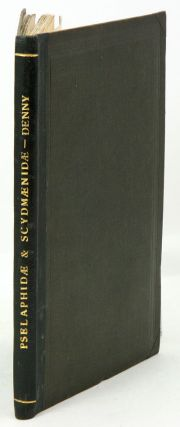 Monographia Pselaphidarum et Scydmaenidarum Britanniae: or an essay on the British species of...