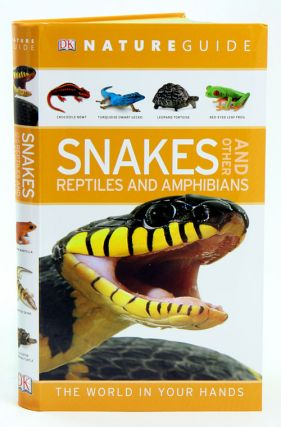 Nature guide snakes and other reptiles and amphibians. Chris Mattison