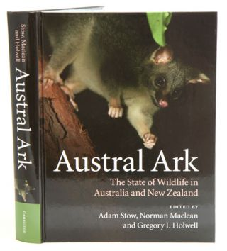 Austral ark: the state of wildlife in Australia and New Zealand.