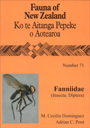 Fauna of New Zealand Number 71: Fannidae (Insecta: Diptera). M. Cecilia Dominguez, Adrian C. Pont