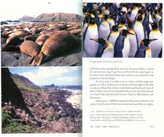 Feral dilemma: the life of a ranger on sub-Antarctic Macquarie Island.