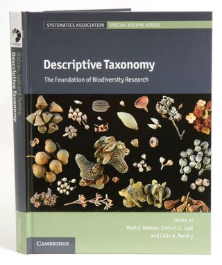 Descriptive taxonomy: the foundation of biodiversity research