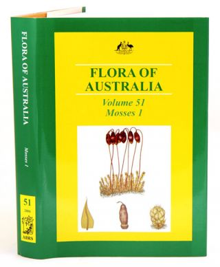 Flora of Australia, volume 51. Mosses [part one]. Australian Biological Resources Study