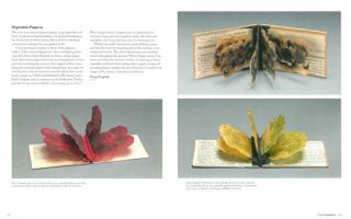 Of green leaf, bird, and flower: artists' books and the natural world.