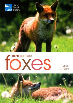 RSPB spotlight: foxes. Mike Unwin