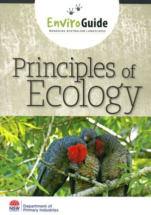 Principles of ecology. David Brouwer