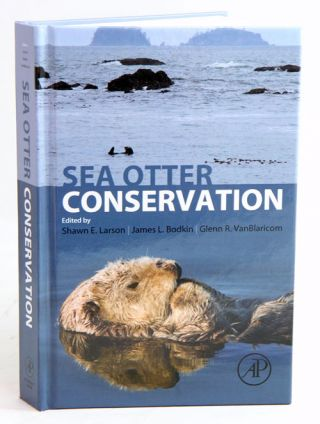 Sea otter conservation. Shawn E. Larson
