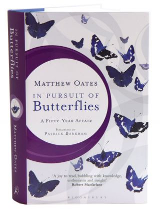 In pursuit of butterflies: a fifty-year affair. Matthew Oates