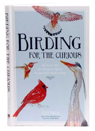 Birding for the curious: the easiest way for anyone to explore the incredible world of birds.