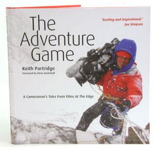 The adventure game: a cameraman's tales from films at the edge