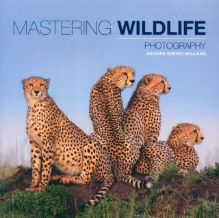 Mastering wildlife photography. Richard Garvey-Williams.