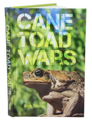 Cane toad wars