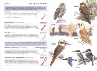 The field guide to the birds of New Zealand.