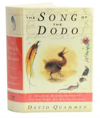 The song of the Dodo: island biogeography in an age of extinctions. David Quammen