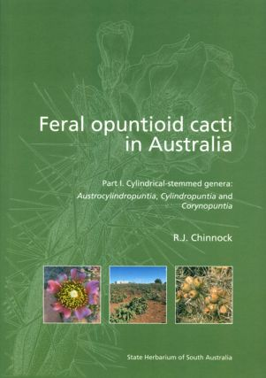 Feral opuntioid cacti in Australia: part I. cylindrical-stemmed genera: Austrocylindropuntia,...