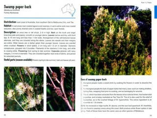 Field guide to useful native plants from temperate Australia.