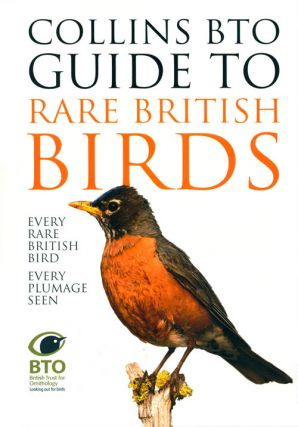 Collins BTO guide to rare British birds