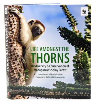 Life amongst the thorns: biodiversity and conservation of Madagascar's Spiny forest. Louise Jasper, Charlie Gardner.