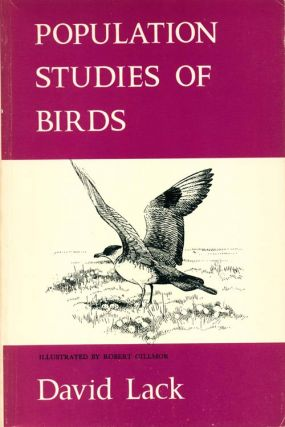 Population studies of birds. David Lack