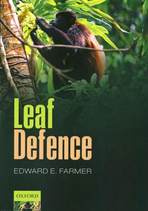Leaf defence. Edward E. Farmer
