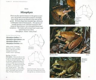 A field guide to frogs of Australia: from Port Augusta to Fraser Island, including Tasmania.
