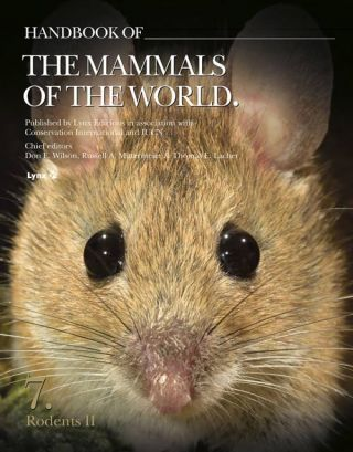 Handbook of the mammals of the world [HMW], volume seven: Rodents II