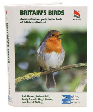 Britain's birds: an identification guide to the birds of Britain and Ireland. Rob Hume