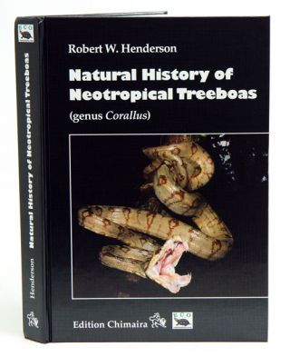 Natural History of neotropical tree boas (Genus Corallus