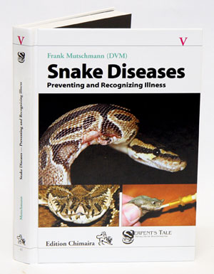 Snake diseases: preventing and recognising illness