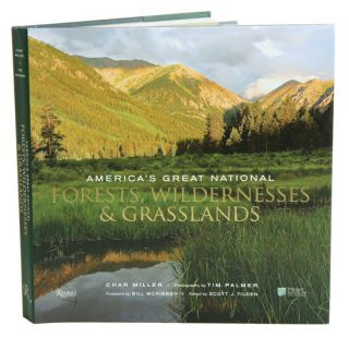 America's great national forests, wildernesses and grasslands