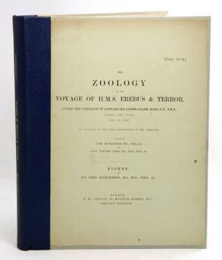 Ichthyology of the voyage of H.M.S. Erebus and Terror, under the command of Captain Sir James...