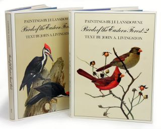 Birds of the eastern forest. John A. Livingston