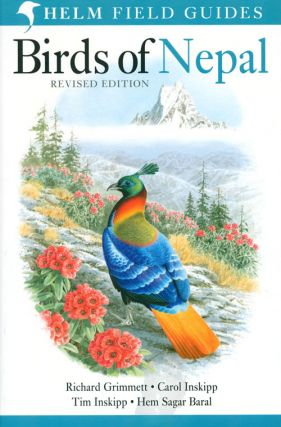 Birds of Nepal. Richard Grimmett