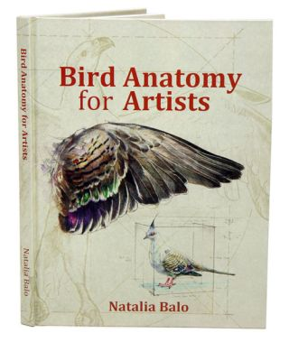 Bird anatomy for artists. Natalia Balo.