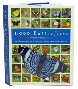 1,000 butterflies: an illustrated guide to the world's most beautiful butterflies. Adrian Hoskins.