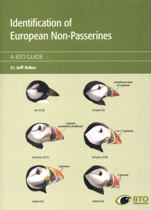 Identification of European non-Passerines. Kevin Baker.
