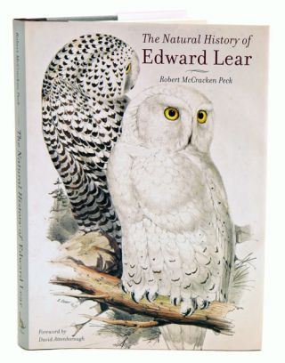 The natural history of Edward Lear (1812-1888). Robert McCracken and Peck, Sir David Attenborough