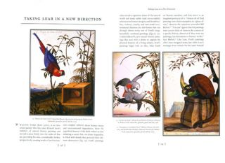 The natural history of Edward Lear (1812-1888).