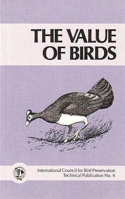 The value of birds. A. W. Diamond, F. L. Filion