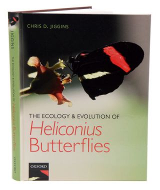 The ecology and evolution of Heliconius butterflies: a passion for diversity. Chris D. Jiggins