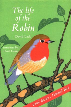 The life of the Robin. David Lack.