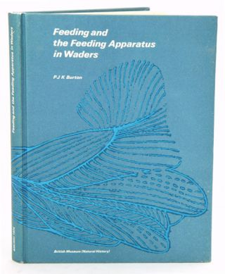 Feeding and the feeding apparatus in waders: a study of anatomy and adaptations in the Charadrii....