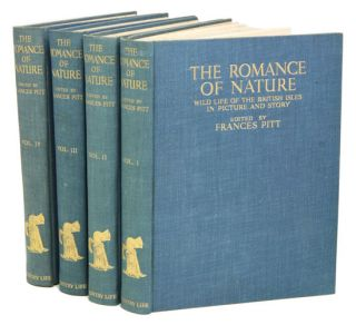 The romance of nature: wild life of the British Isles in picture and story. Francis Pitt