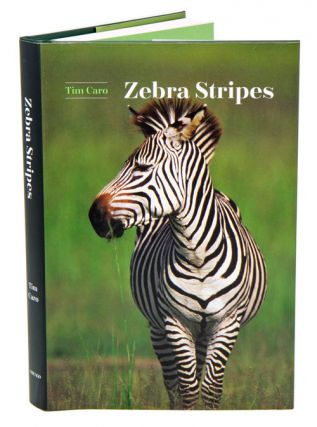Zebra stripes. Tim Caro