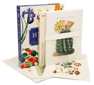 The botanical treasury: celebrating 40 of the world's most fascinating plants through historical...