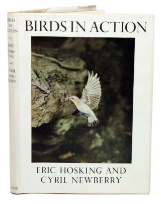 Birds in action. Eric J. Hosking, Cyril W. Newberry